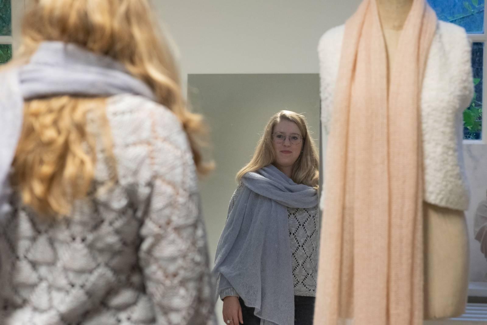 Lotte Van Huyck - Bridal Knitwear - Sjaals - Bridal workshop - Vrijgezellen activiteit - House of Weddings - 35