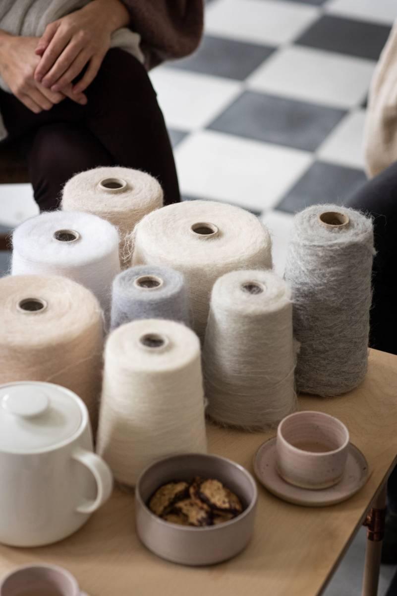 Lotte Van Huyck - Bridal Knitwear - Sjaals - Bridal workshop - Vrijgezellen activiteit - House of Weddings - 6