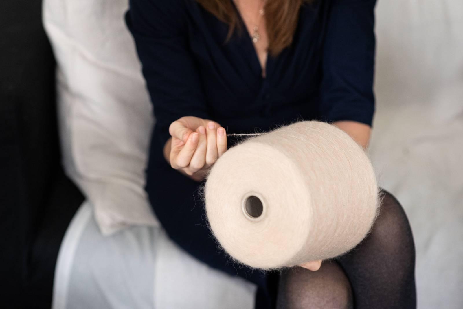 Lotte Van Huyck - Bridal Knitwear - Sjaals - Bridal workshop - Vrijgezellen activiteit - House of Weddings - 7