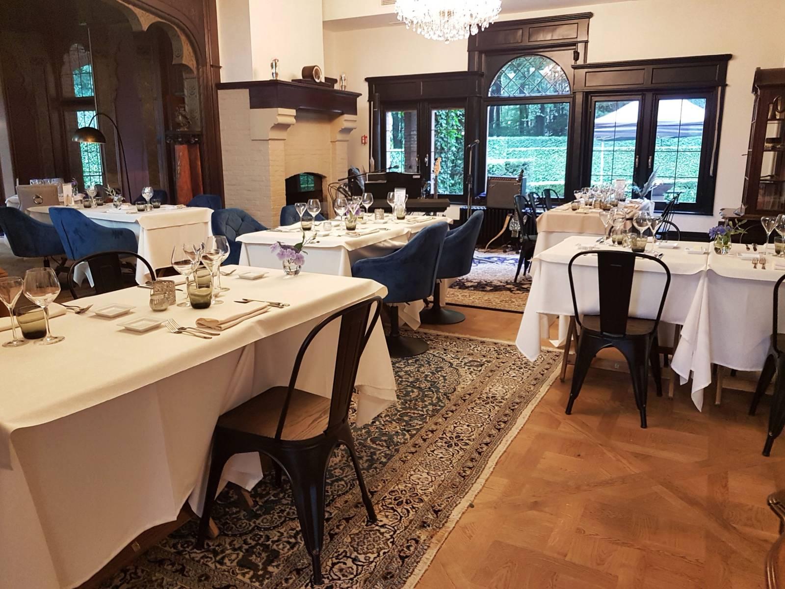 Louise Marie Manor Gardens - Feestzaal - House Of Weddings - 13