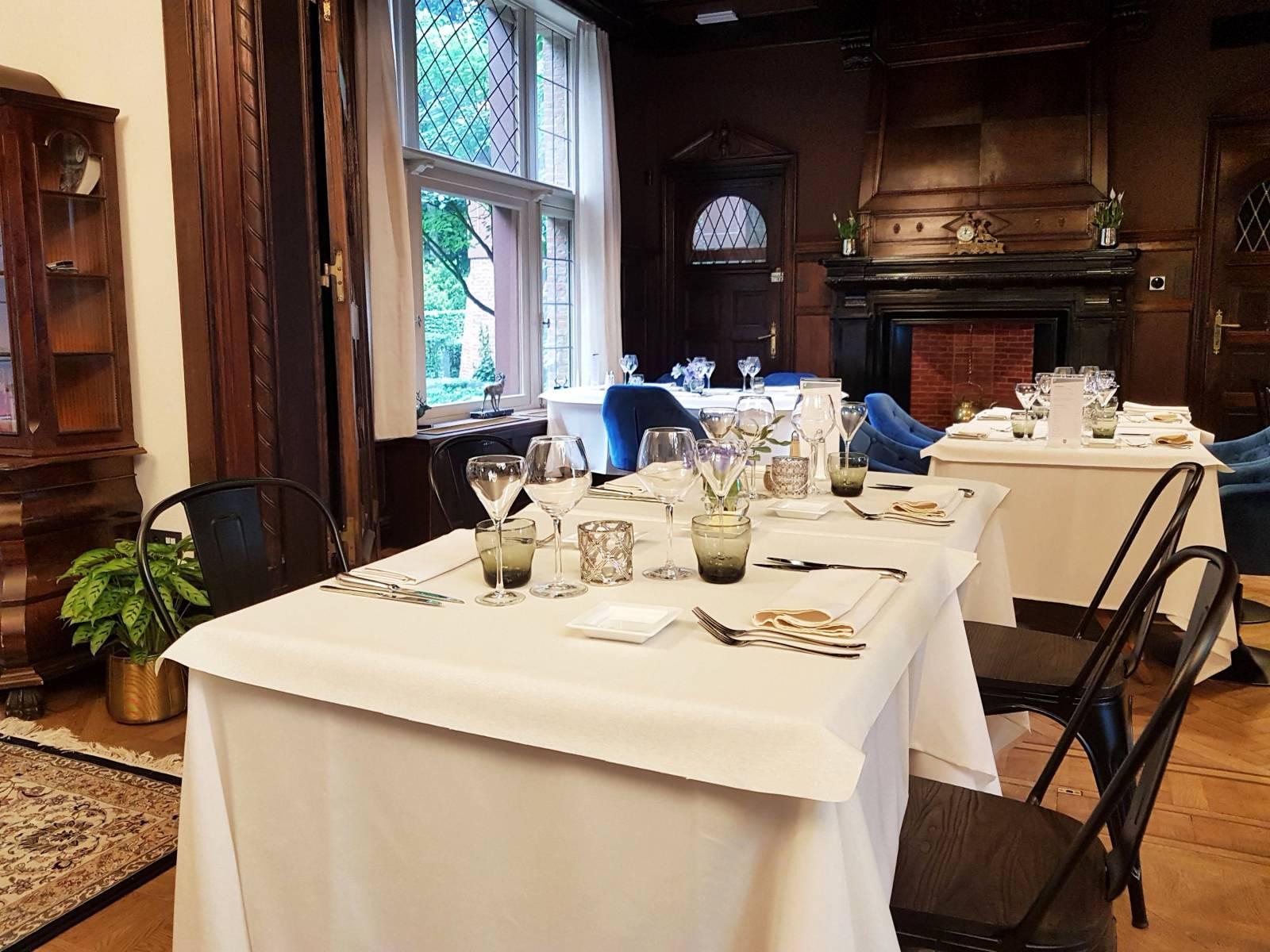 Louise Marie Manor Gardens - Feestzaal - House Of Weddings - 15