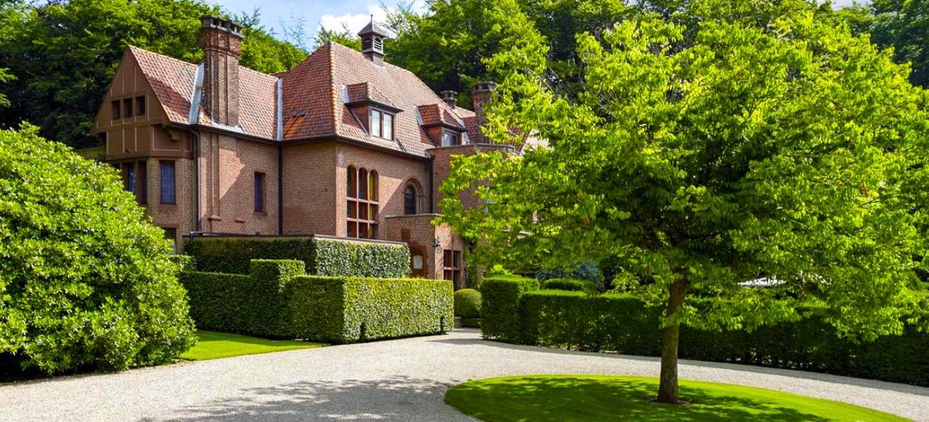 Louise Marie Manor Gardens - Feestzaal - House Of Weddings - 17