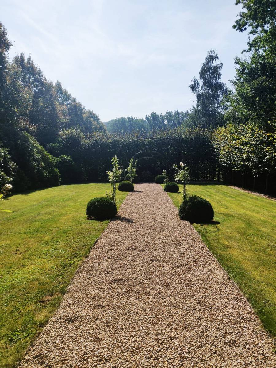 Louise Marie Manor Gardens - Feestzaal - House Of Weddings - 21