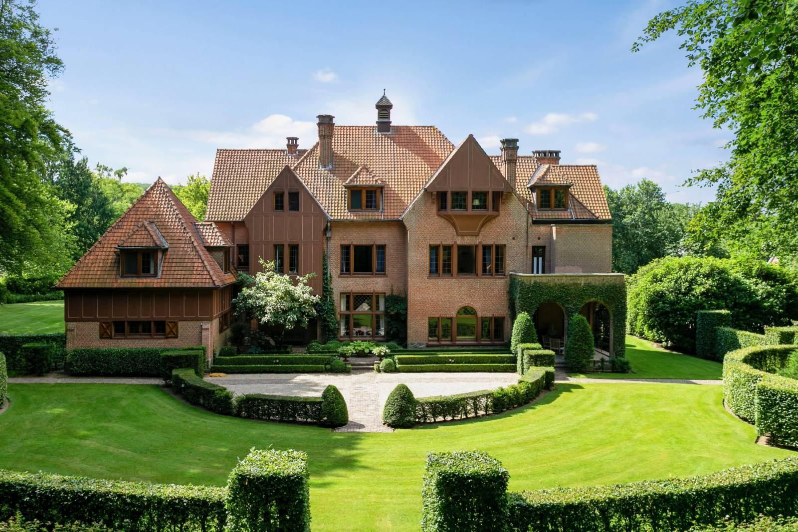 Louise Marie Manor Gardens - Feestzaal - House Of Weddings - 30