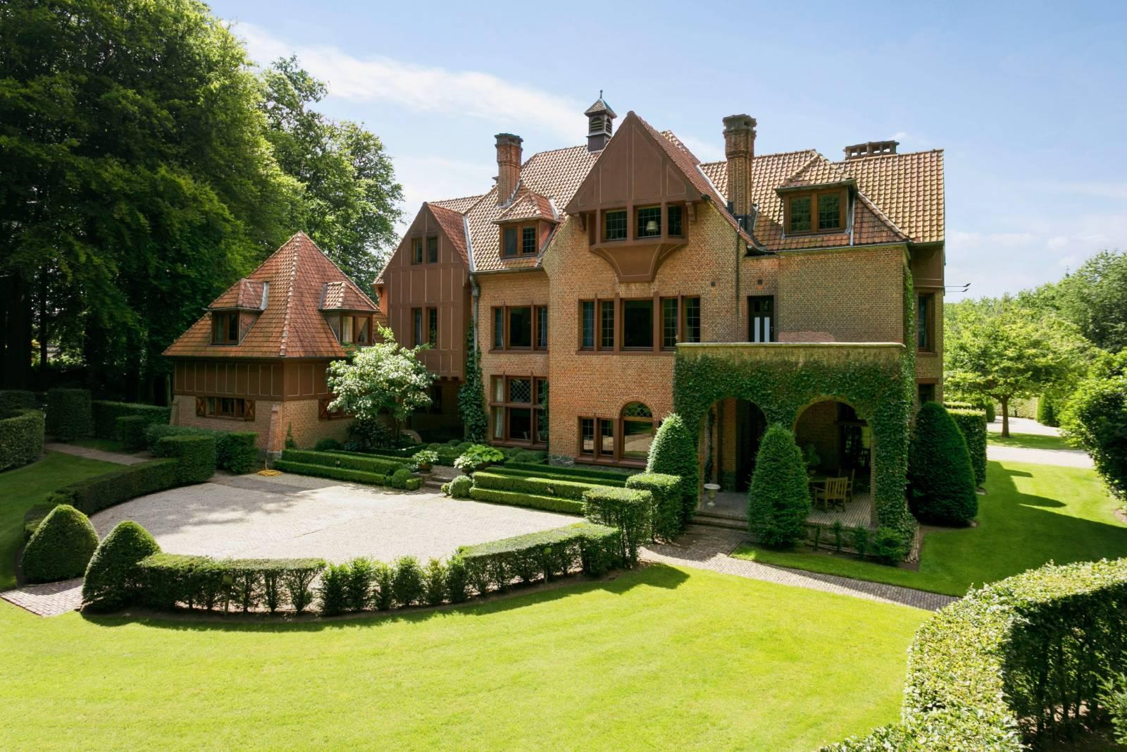 Louise Marie Manor Gardens - Feestzaal - House Of Weddings - 31
