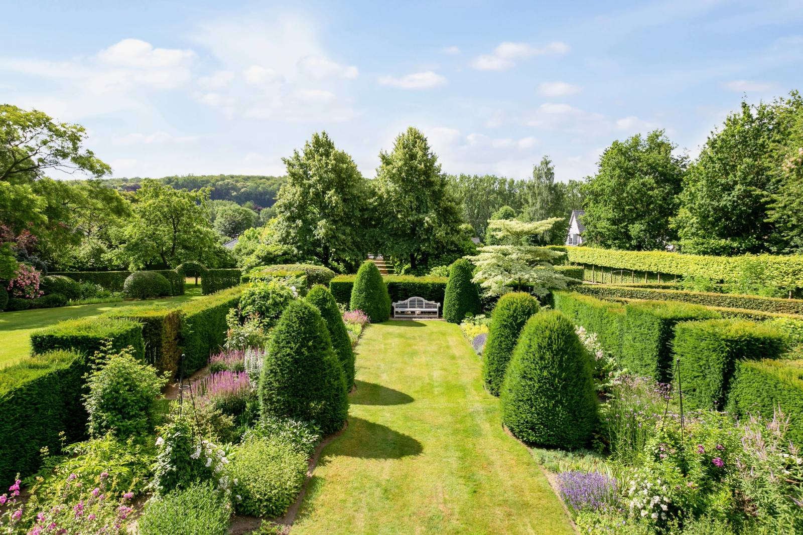 Louise Marie Manor Gardens - Feestzaal - House Of Weddings - 34