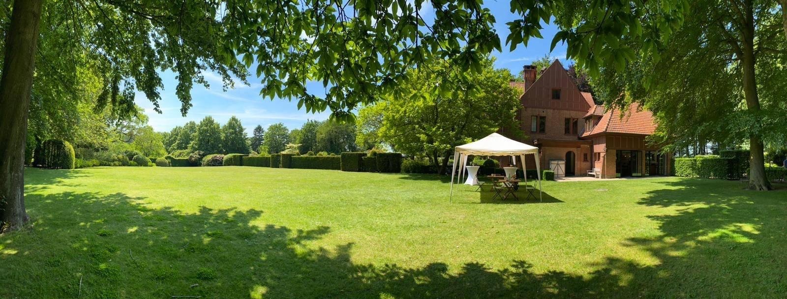 Louise Marie Manor Gardens - Feestzaal - House Of Weddings - 37
