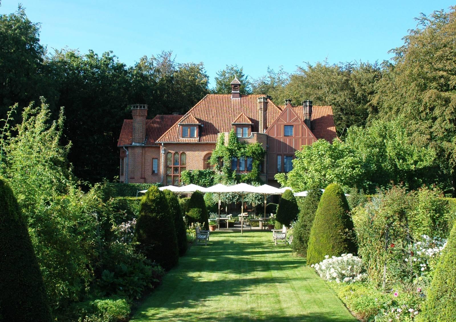 Louise Marie Manor Gardens - Feestzaal - House Of Weddings - 40