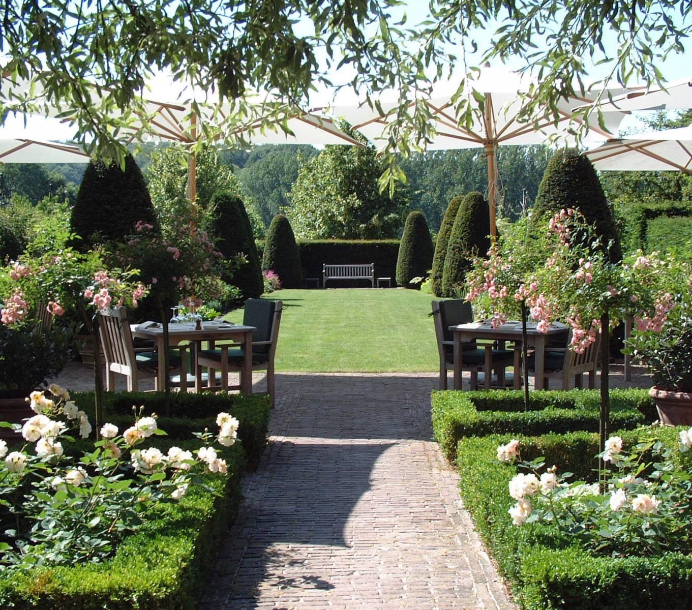 Louise Marie Manor Gardens - Feestzaal - House Of Weddings - 41