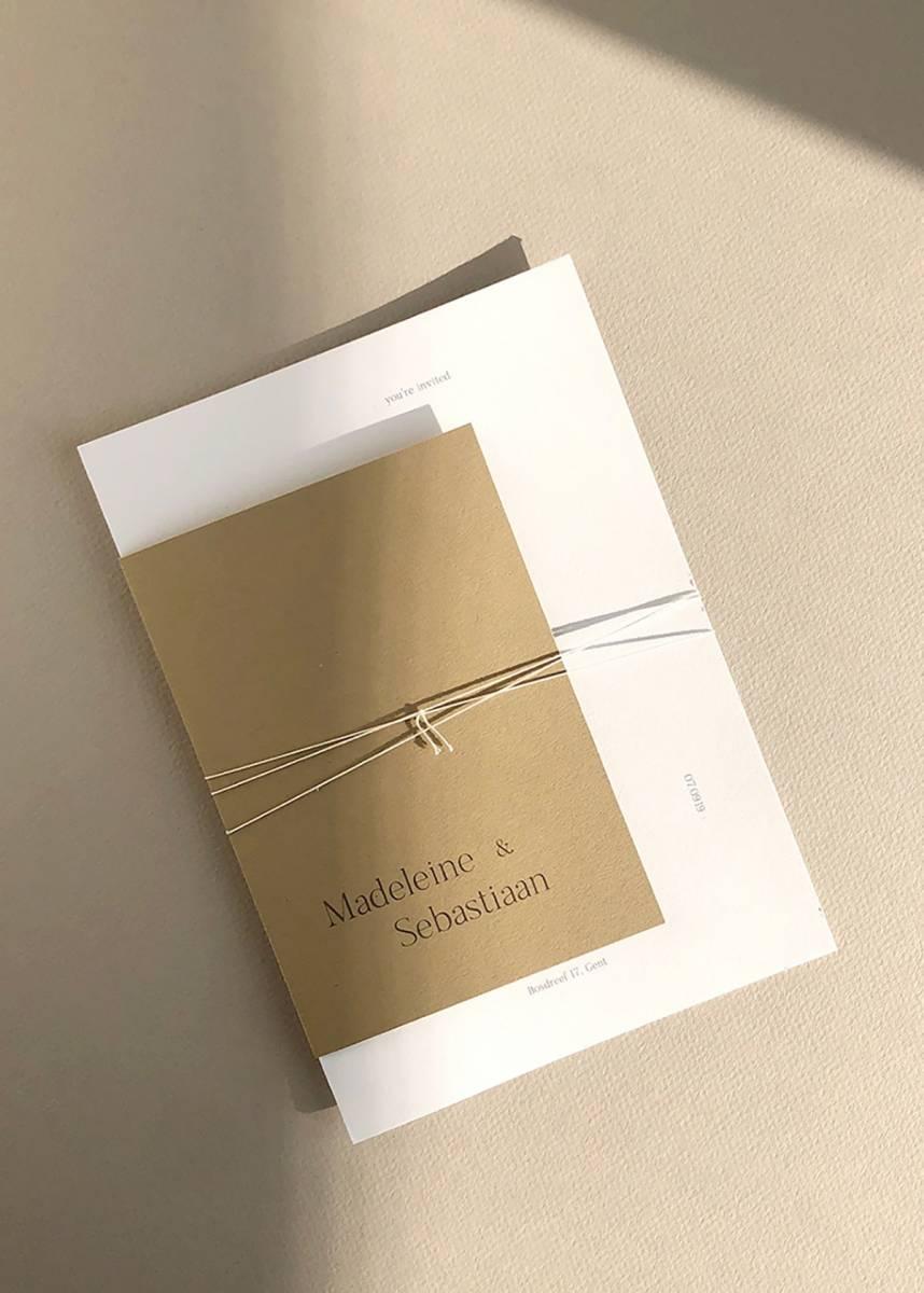 To Remember - Fotograaf: Madeleine - House of Weddings