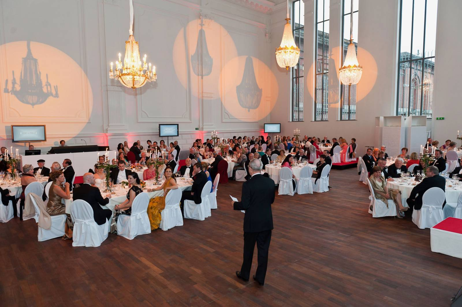 Maison de la Poste - Feestzaal - House of Weddings - 2
