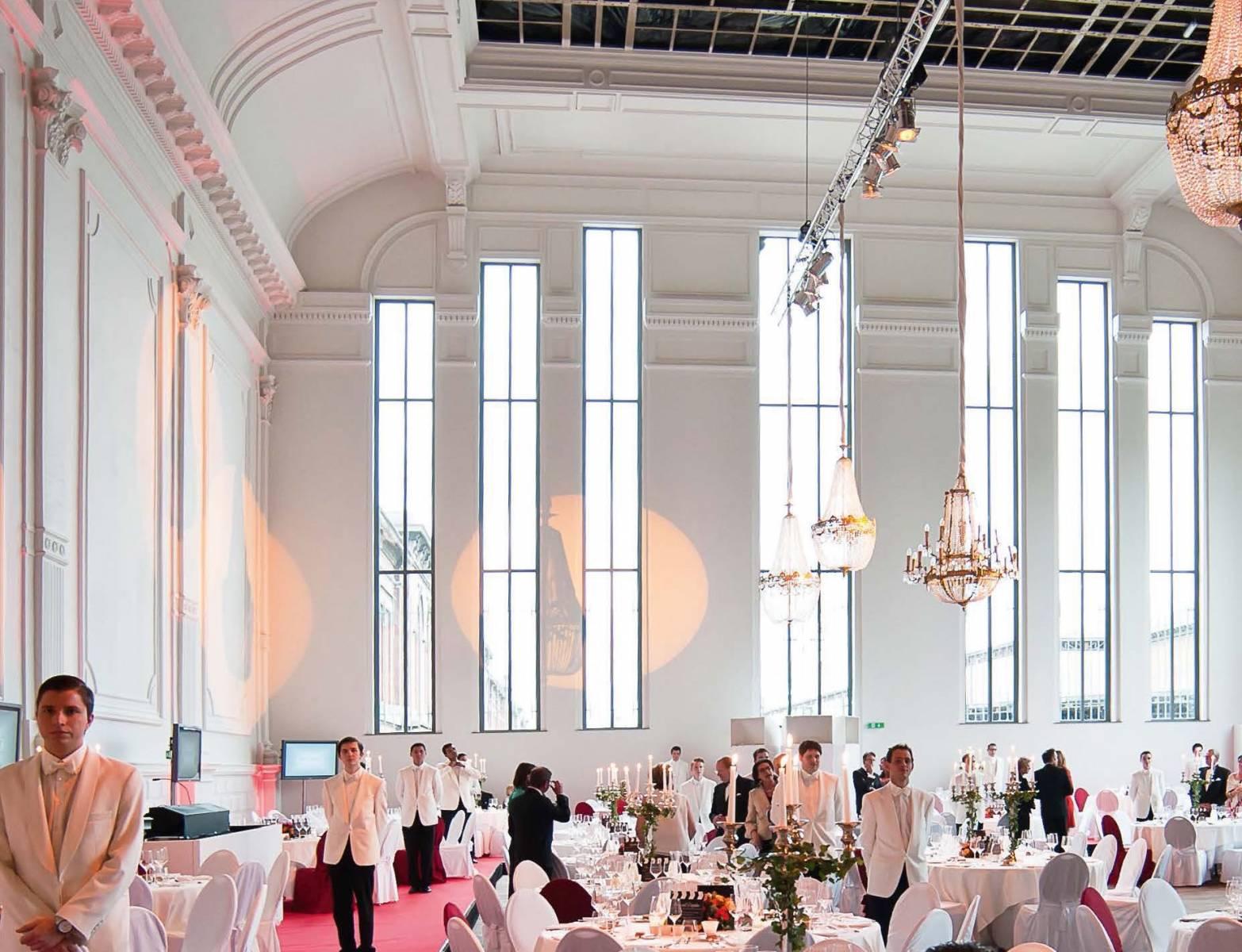 Maison de la Poste - Feestzaal - House of Weddings - 6