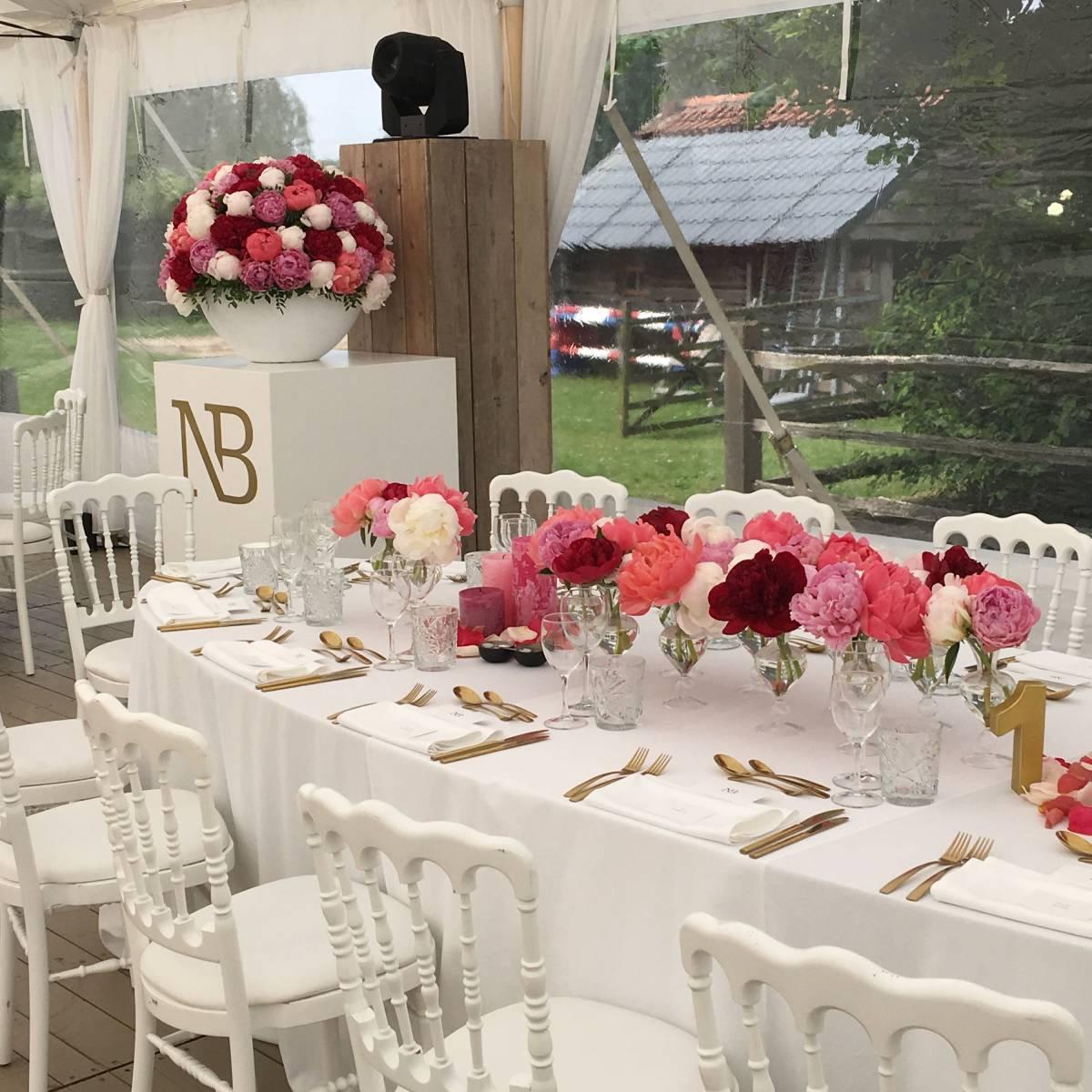 Maison Fleurie - Fotograaf zelfgetrokken - House of Weddings - 1