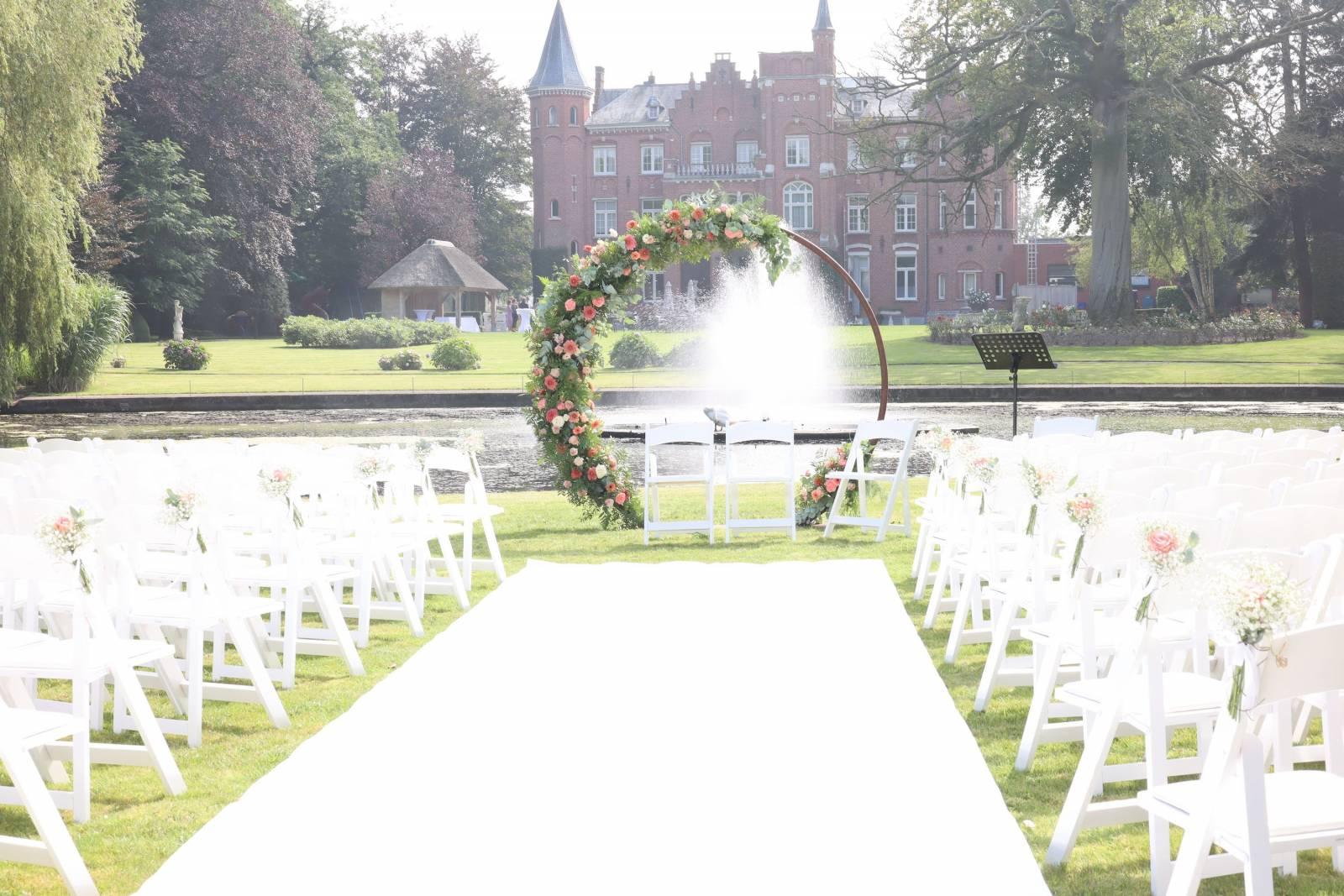 Maison Fleurie - Fotograaf zelfgetrokken - House of Weddings - 16