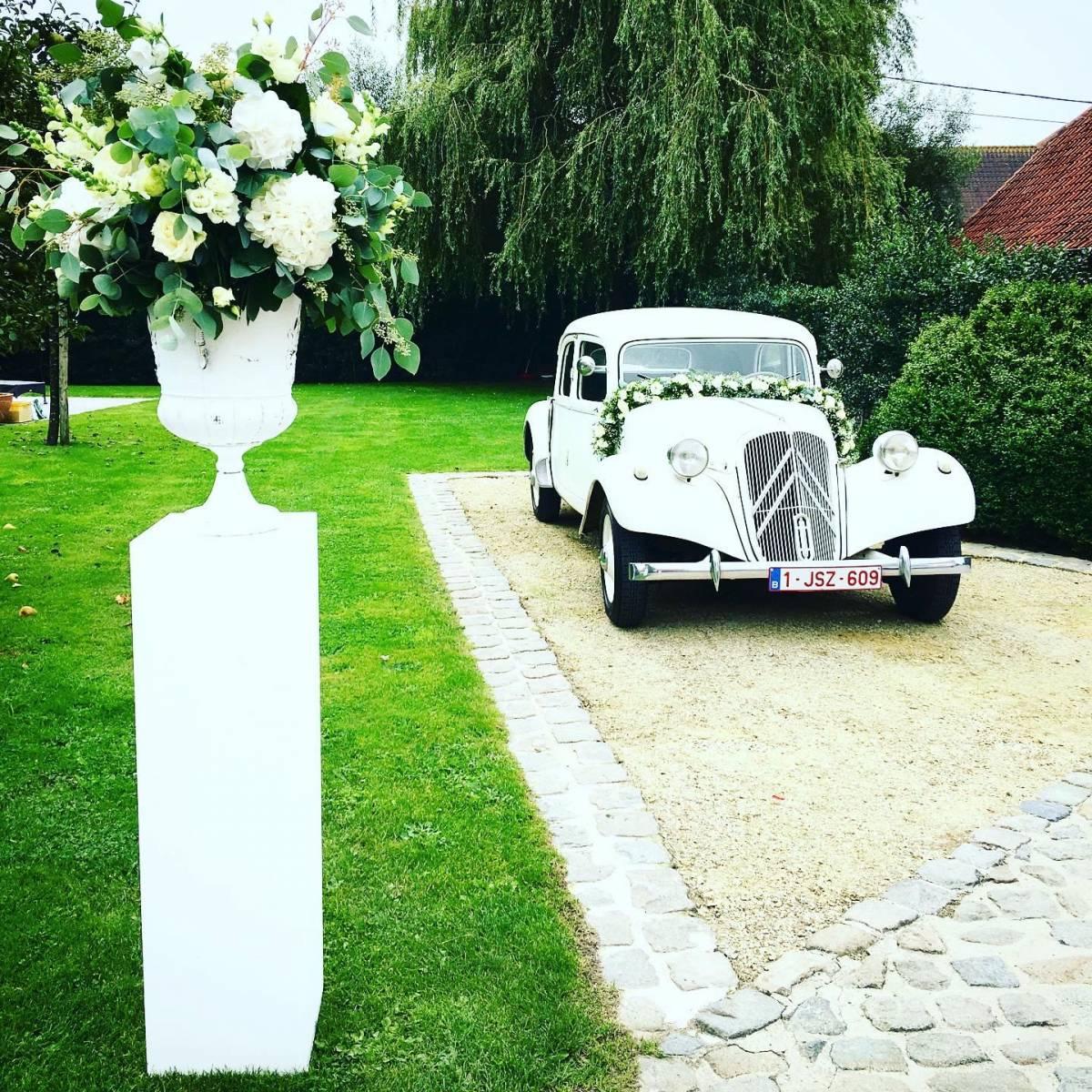 Maison Fleurie - Fotograaf zelfgetrokken - House of Weddings - 23