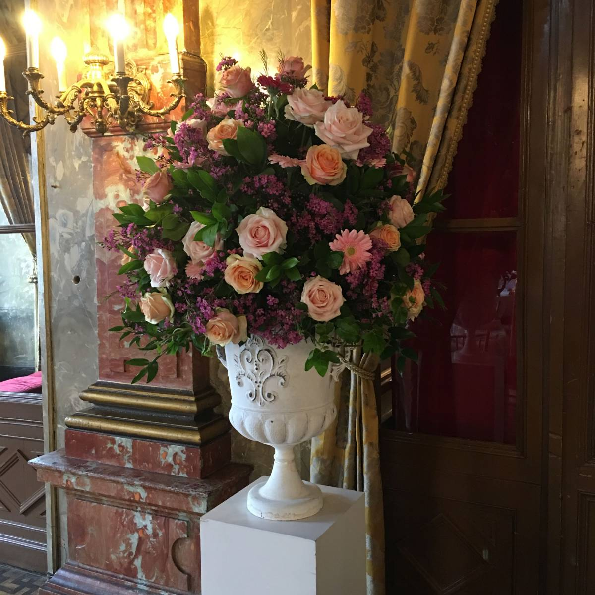 Maison Fleurie - Fotograaf zelfgetrokken - House of Weddings - 3