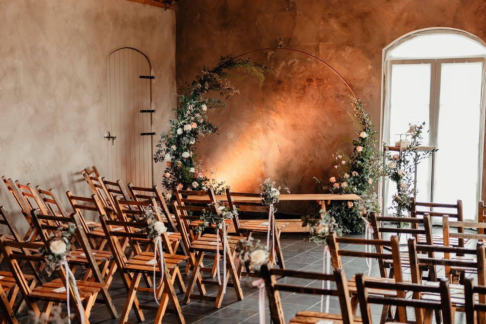 Maison Fleurie - Fotograaf zelfgetrokken - House of Weddings - 9