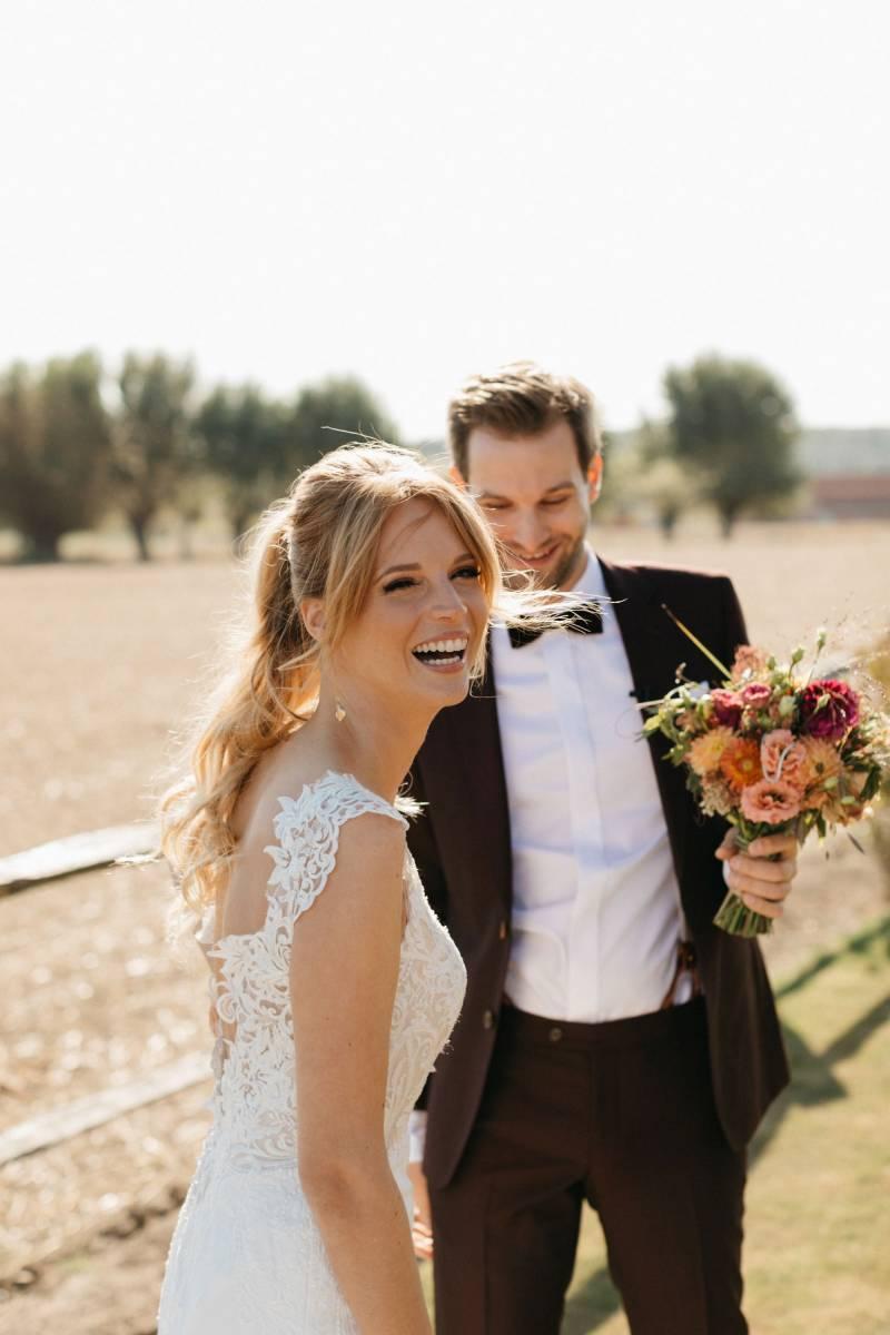 Maison Julie - Bruidsboeket - Bloemen huwelijk trouw bruiloft - Ciska & Jimte - Fotograaf Mathias Hannes - House of Weddings - 5