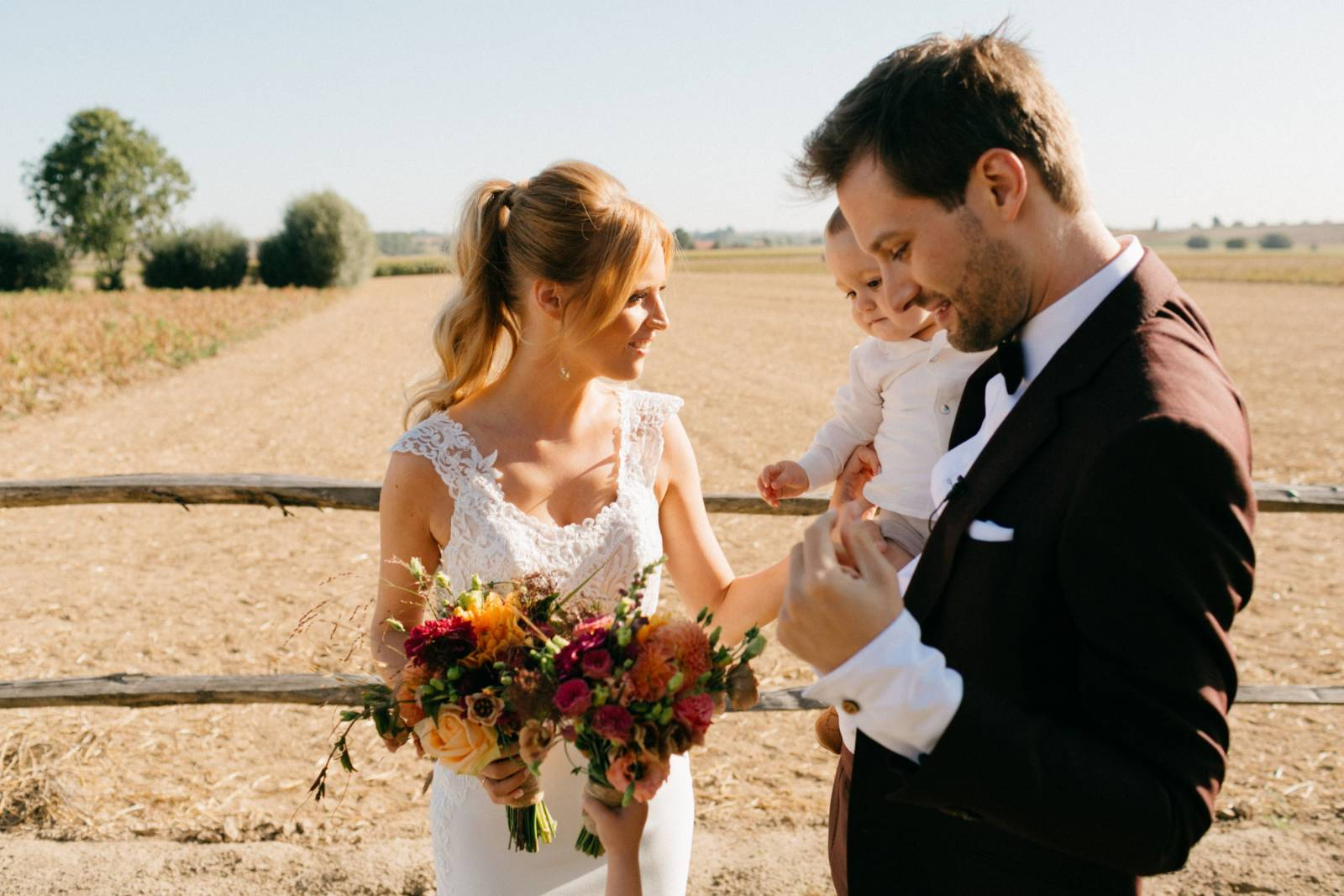 Maison Julie - Bruidsboeket - Bloemen huwelijk trouw bruiloft - Ciska & Jimte - Fotograaf Mathias Hannes - House of Weddings - 6
