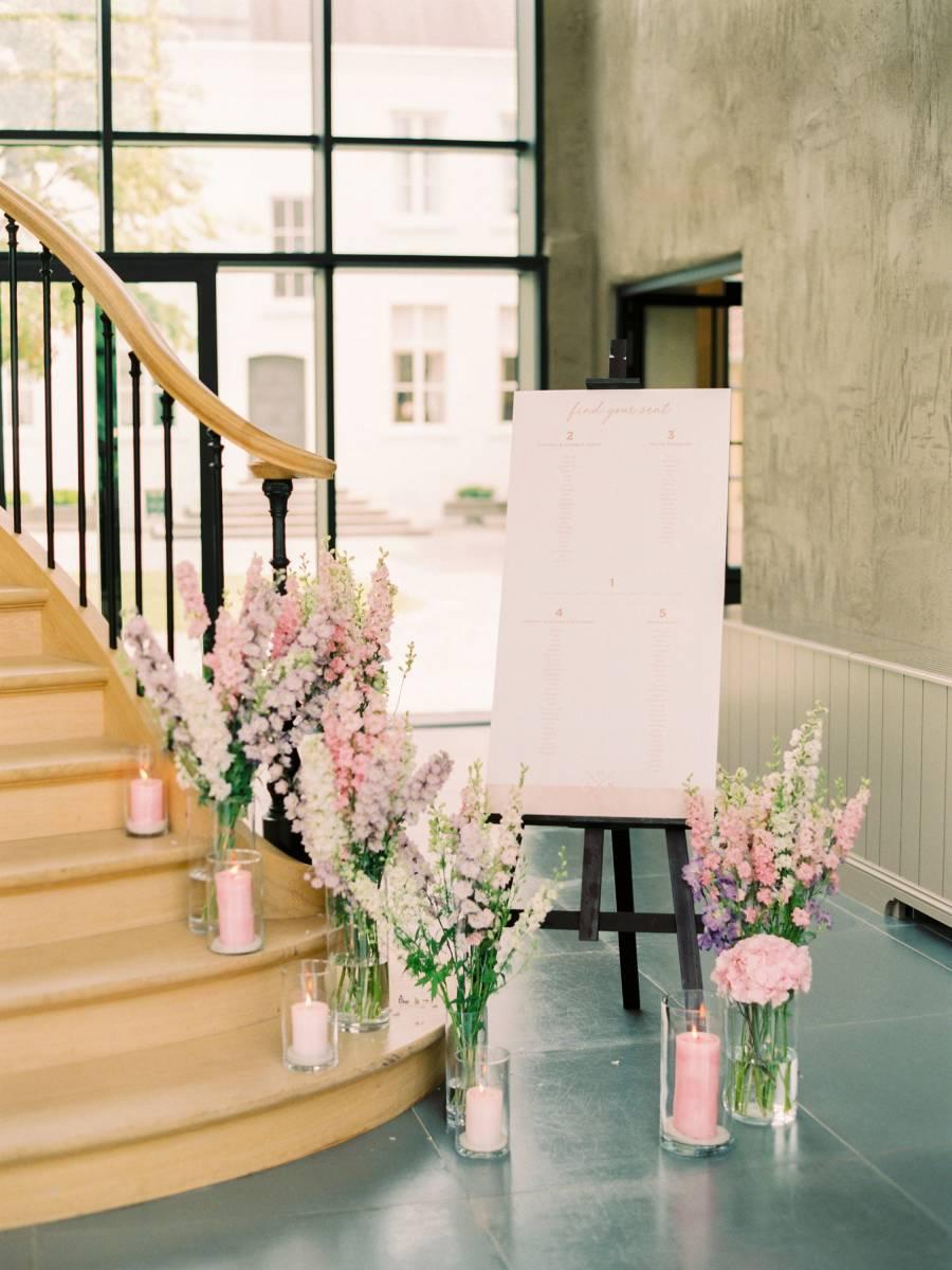 Maison Julie - Bruidsboeket - Bloemen huwelijk trouw bruiloft - Kelly & Jonas - Long Story Short - House of Weddings - 28