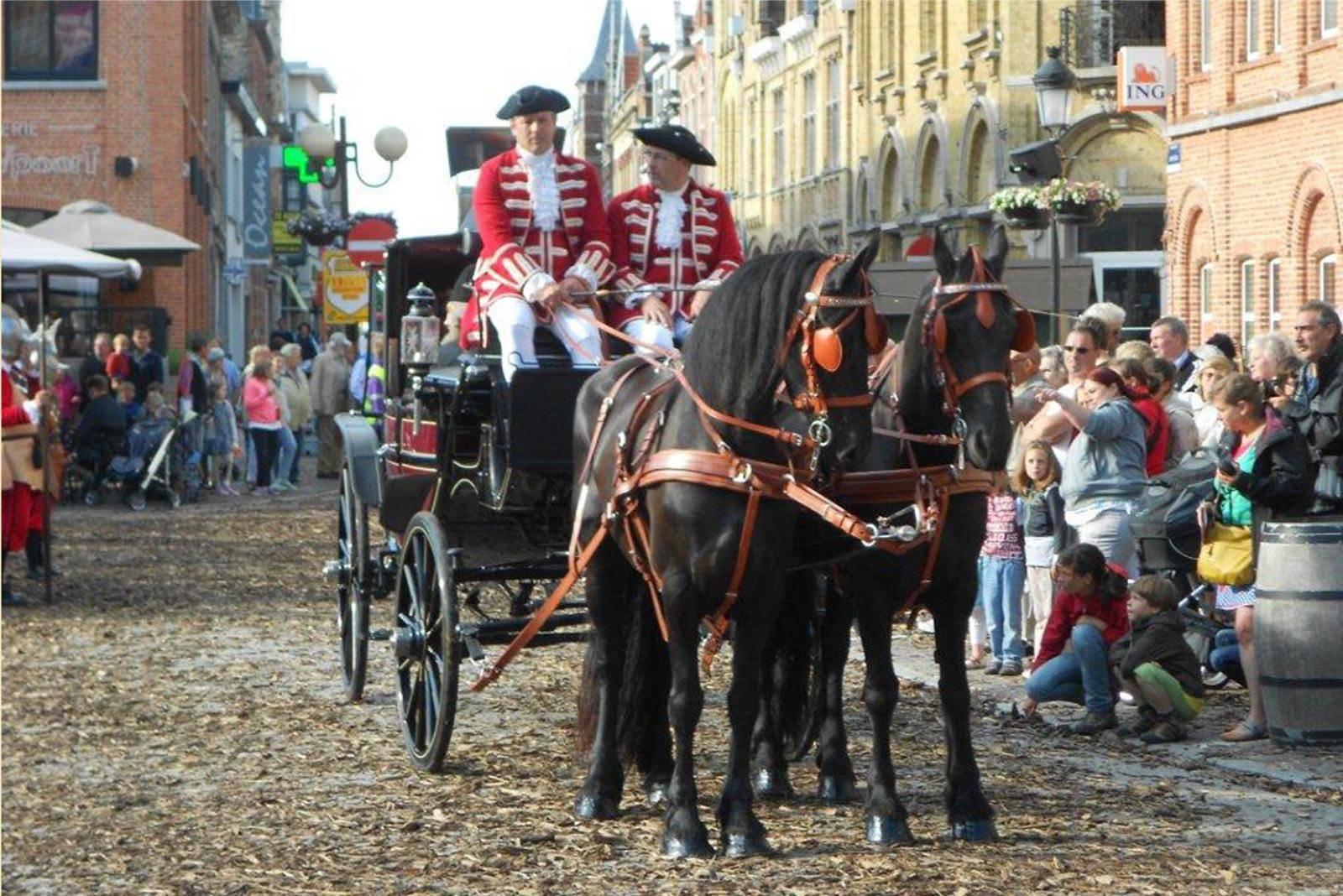 Manorhoeve - Paard en Koets - Vervoer - Ceremonievervoer - House of Weddings - 3