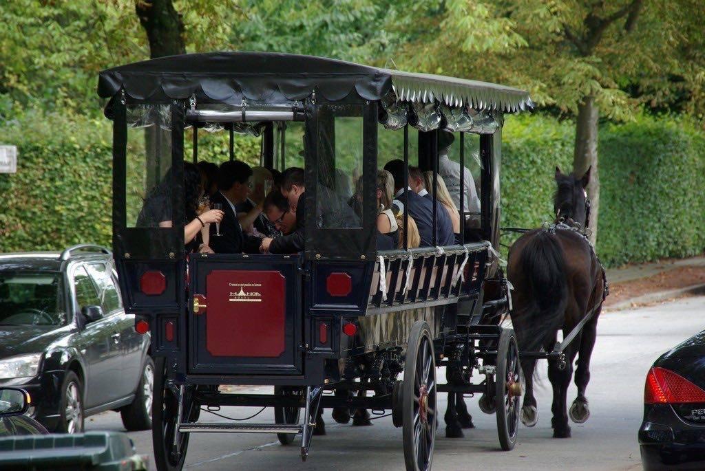 Manorhoeve - Paard en Koets - Vervoer - Ceremonievervoer - House of Weddings - 7