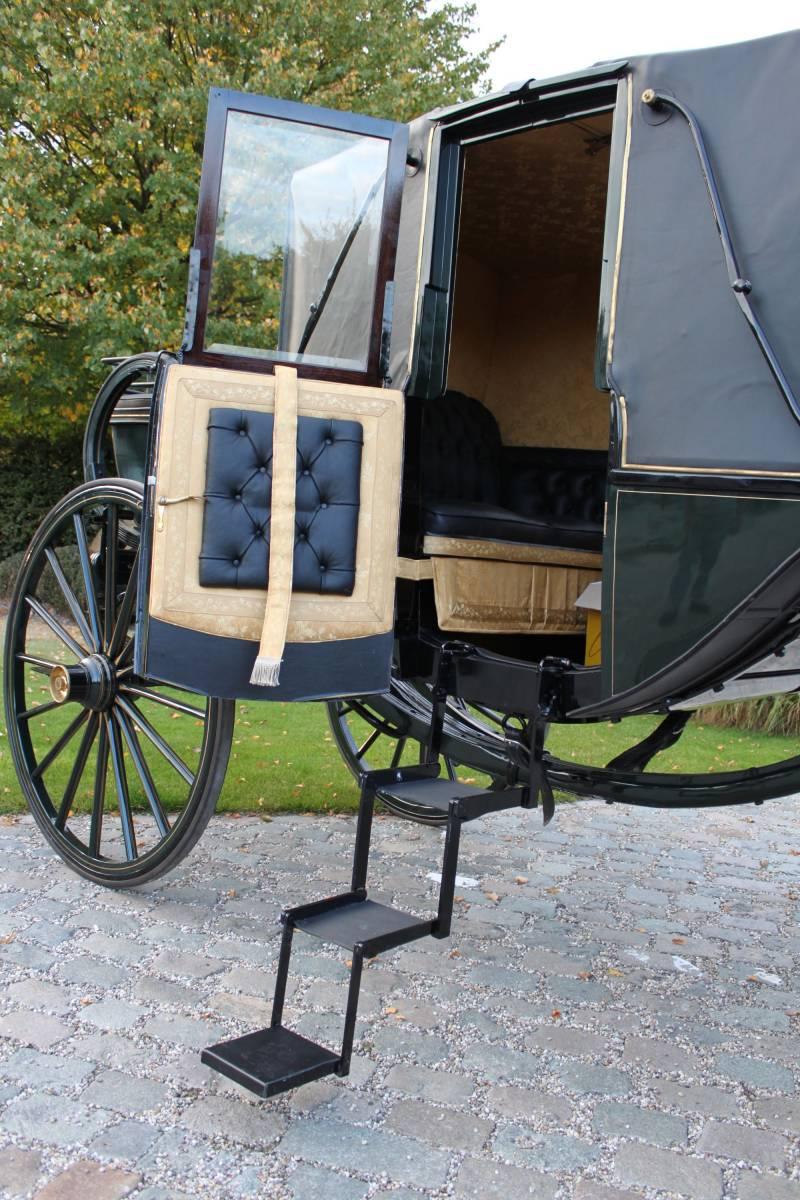 Manorhoeve - Paard en Koets - Vervoer - Ceremonievervoer - House of Weddings - 8