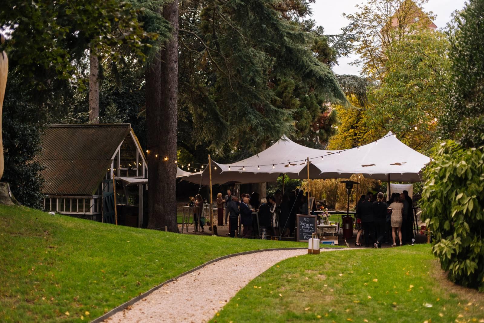 Alix' Table & Jardin d'Amis - Fotograaf: Annelies Vanhove - House of Weddings