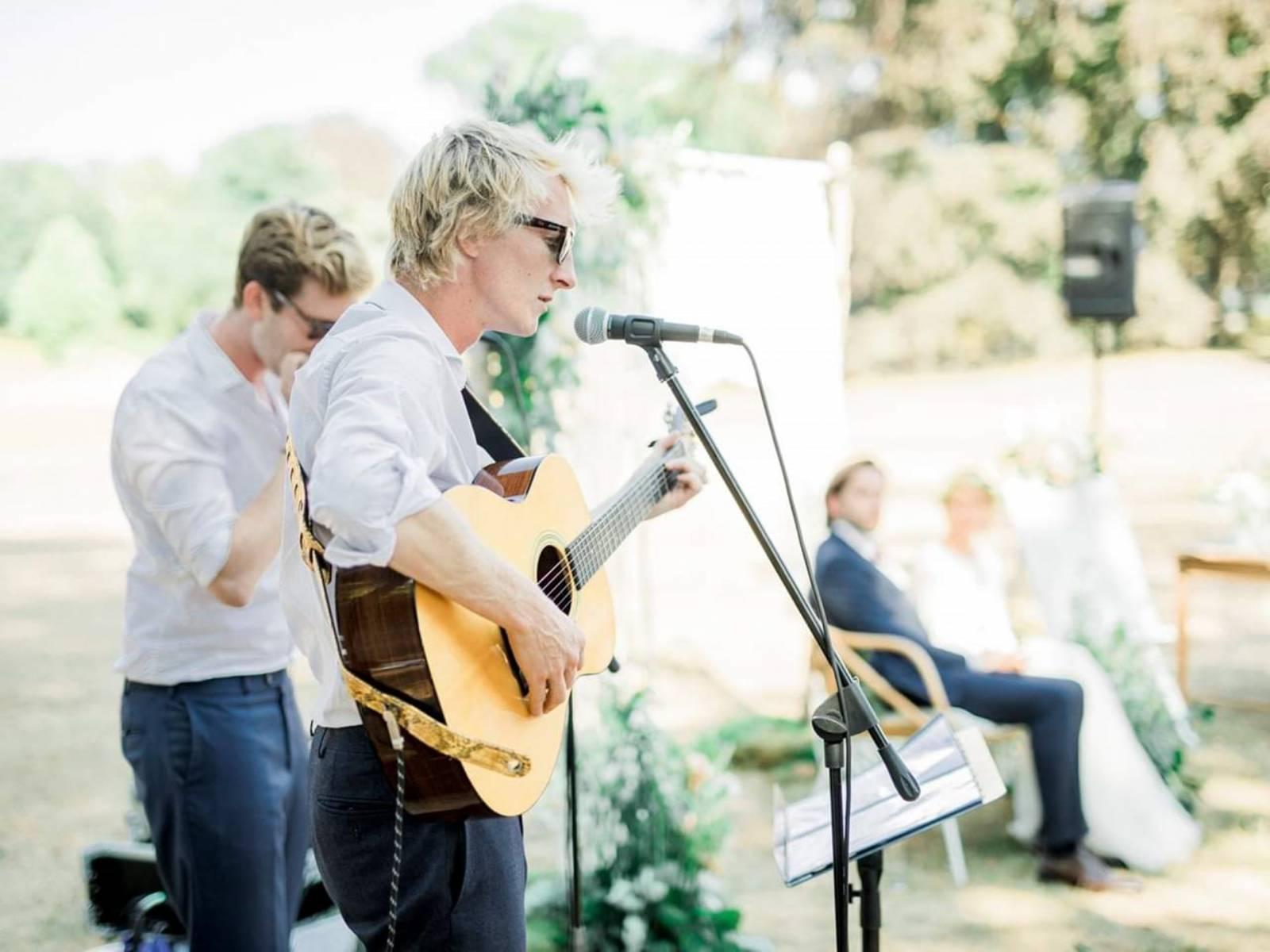 Mathieu & Guillaume artiest livemuziek zangers house of events (3)