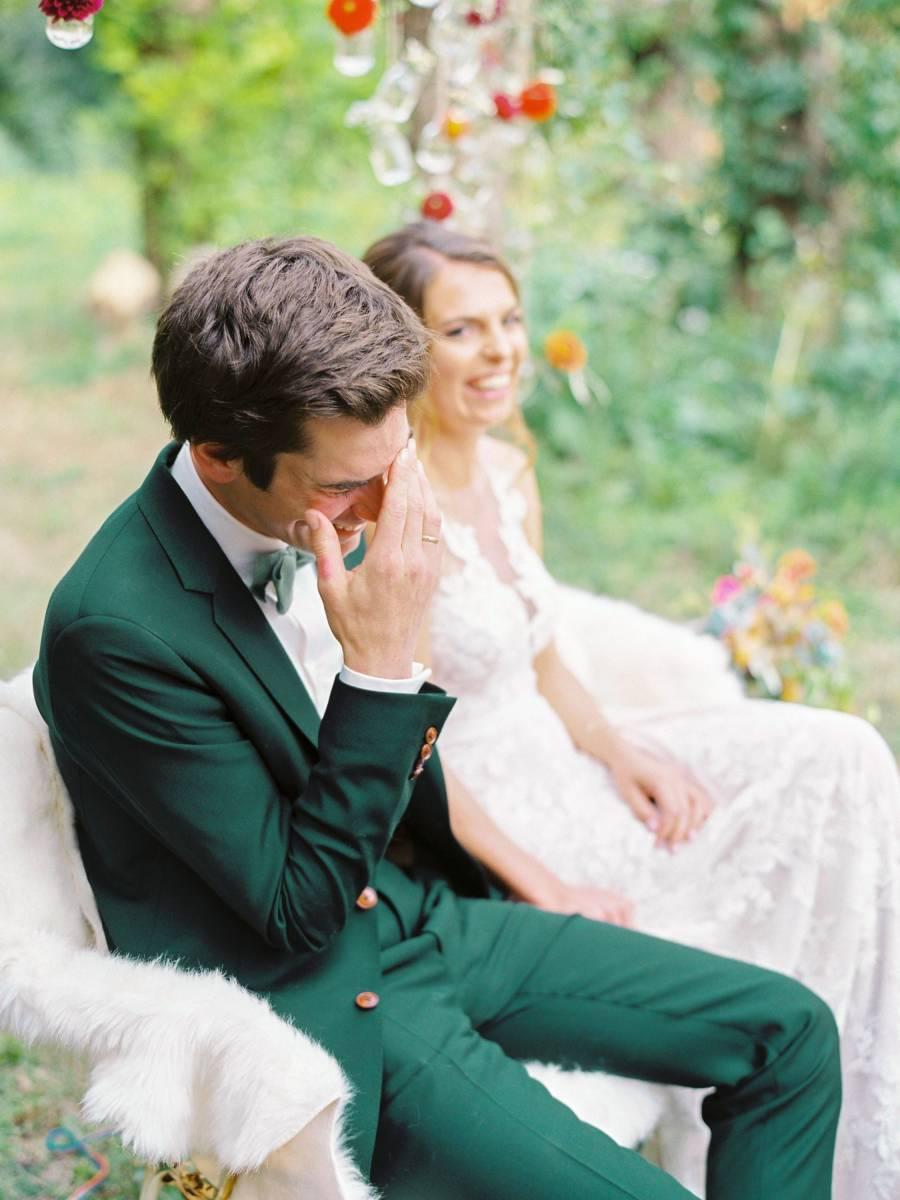 Merveil - Ceremoniespreker - Fine Art Wedding Photographer Elisabeth Van Lent - Antwerpen Bruiloft - House of Weddings - 13