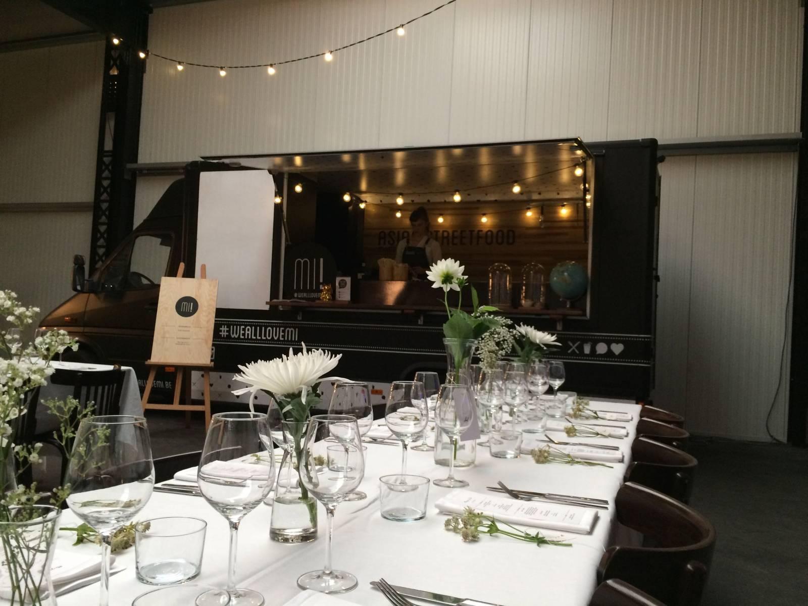Mi! - food truck - House of Weddings - 2