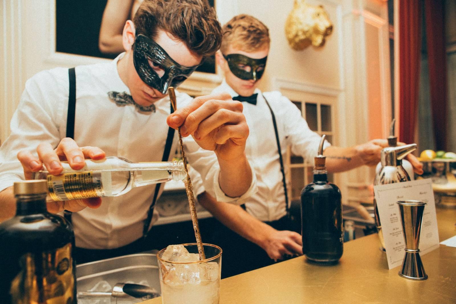 Miraeus - Cocktails - Mobiele Bars - House of Weddings - 8