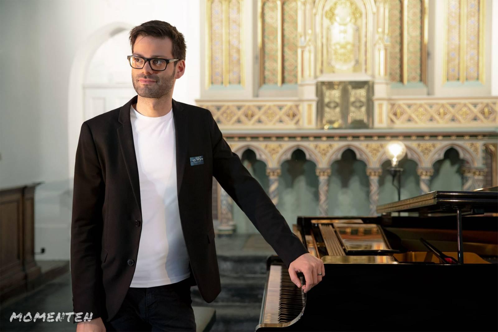 Momenten - Live muziek op je huwelijk - Zanger en pianist Andy Sergeant - House of Weddings (1)