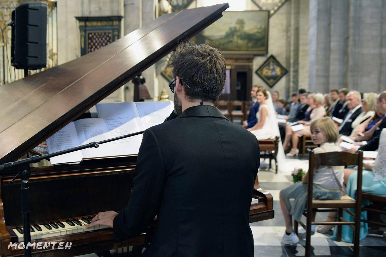 Momenten - Live muziek op je huwelijk - Zanger en pianist Andy Sergeant - House of Weddings - 2