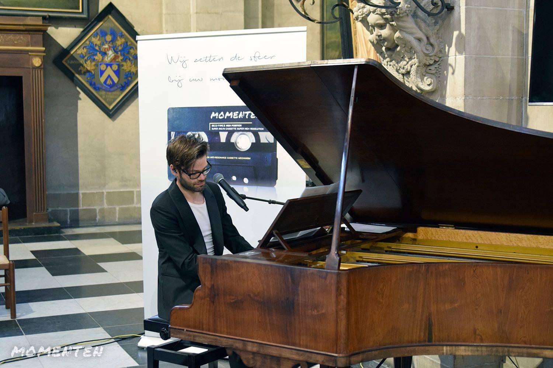 Momenten - Live muziek op je huwelijk - Zanger en pianist Andy Sergeant - House of Weddings - 3
