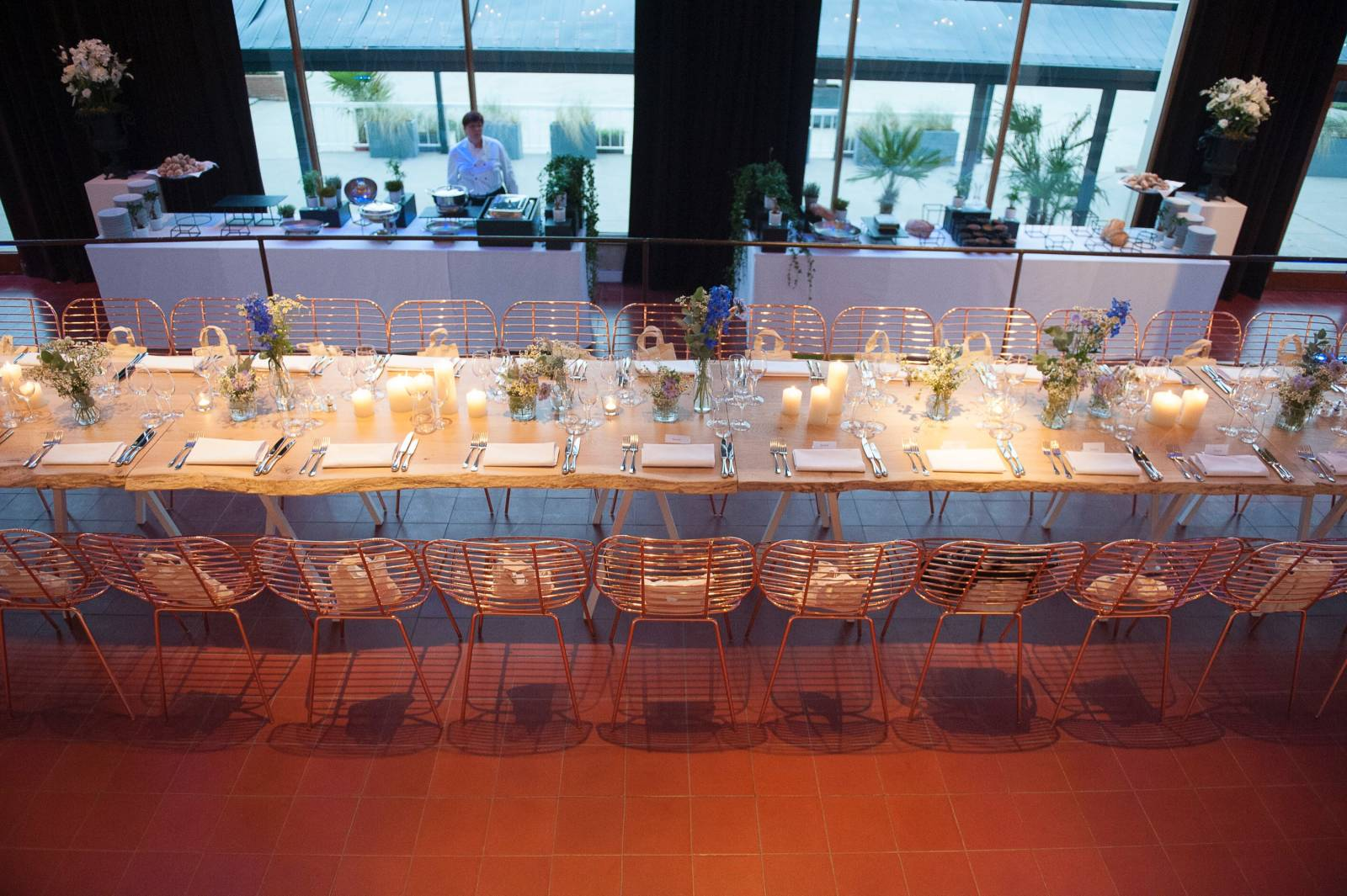 Ostend Sea P'lace - Bagatelle - Feestlocatie Oostende - House of Weddings - 5
