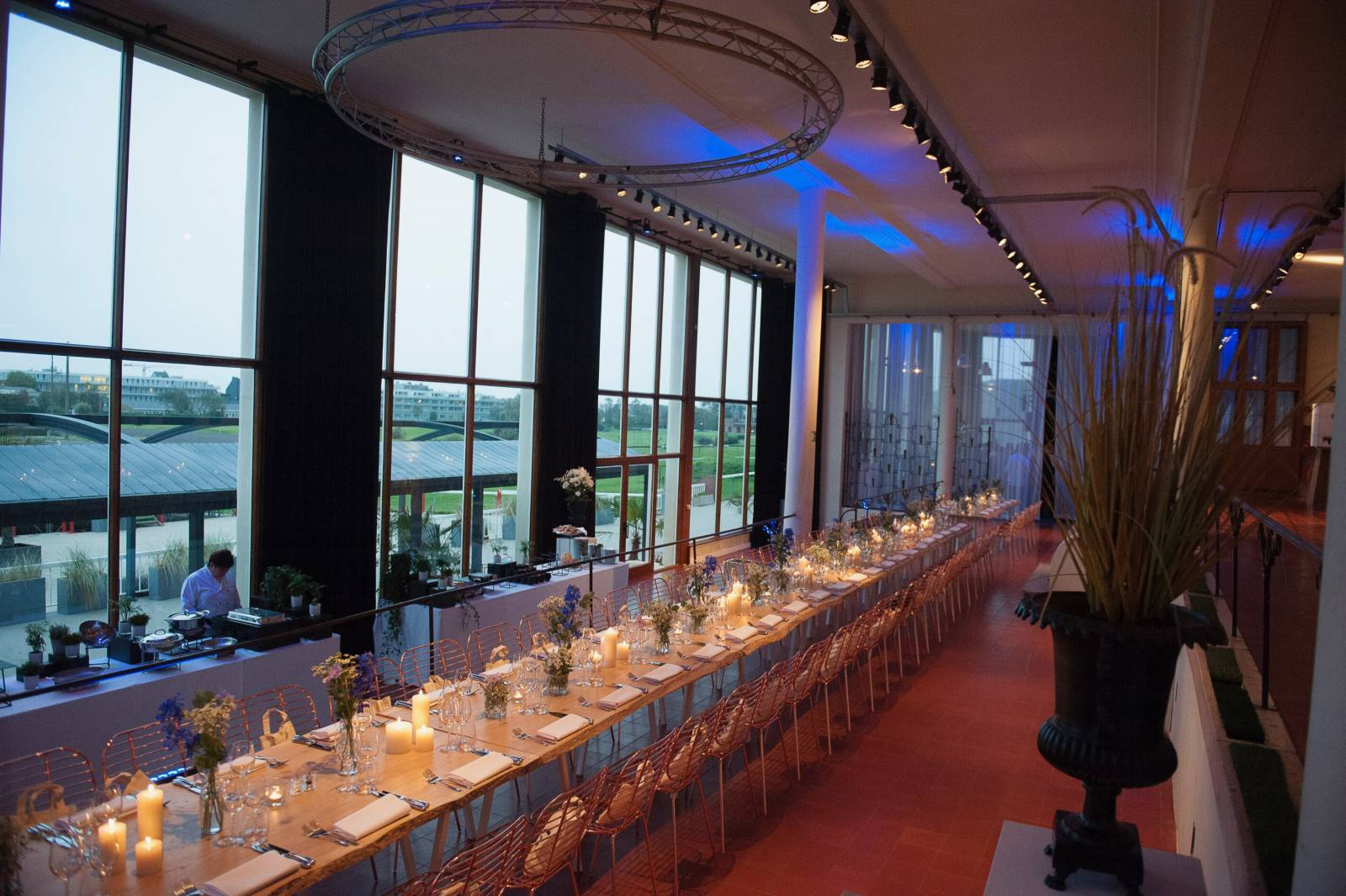 Ostend Sea P'lace - Bagatelle - Feestlocatie Oostende - House of Weddings - 6