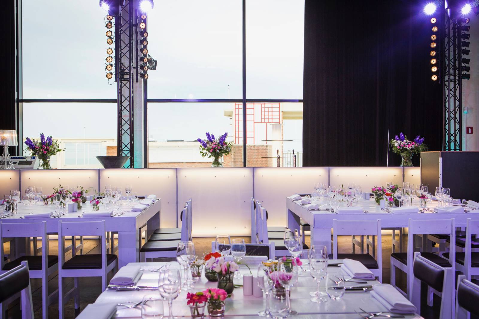 Ostend Sea P'lace - Feestzaal - House of Weddings - 1