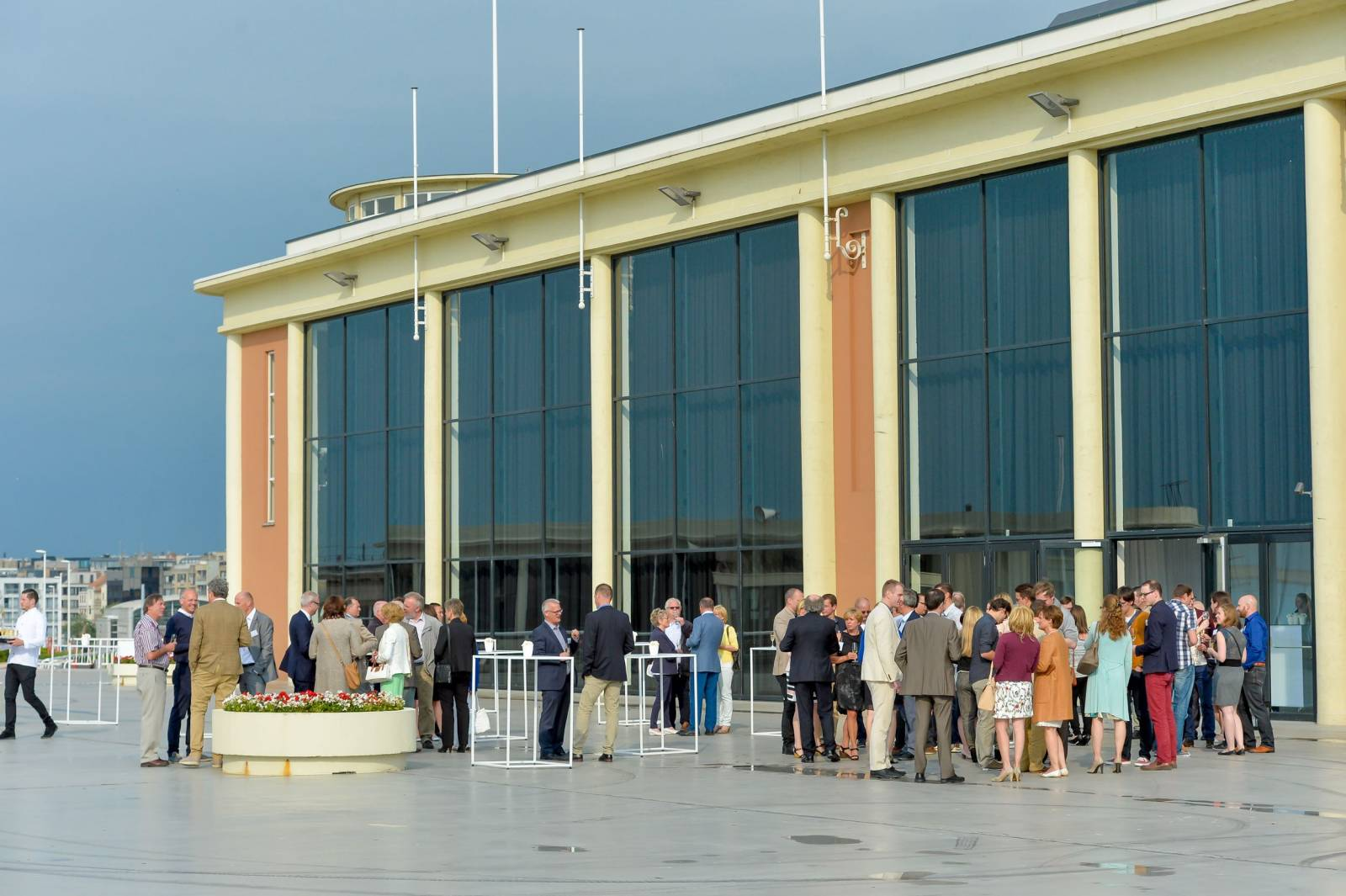 Ostend Sea P'lace - Feestzaal - House of Weddings - 23