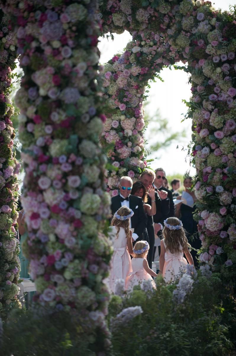 Paul Klunder - Bloemist - Bloemen Huwelijk - Huwelijksdecoratie met bloemen - Bruidsboeket - House of Weddings - 1