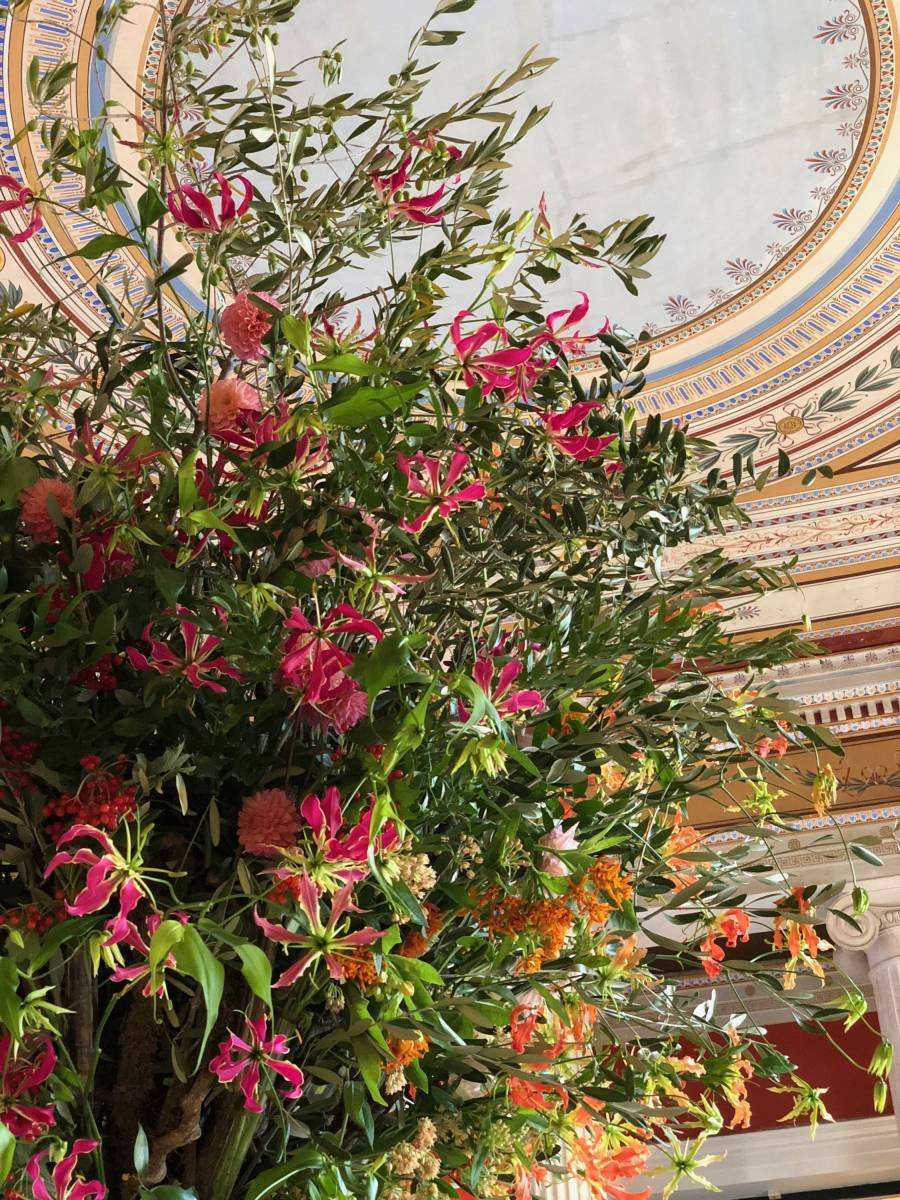 Paul Klunder - Bloemist - Bloemen Huwelijk - Huwelijksdecoratie met bloemen - Bruidsboeket - House of Weddings - 2