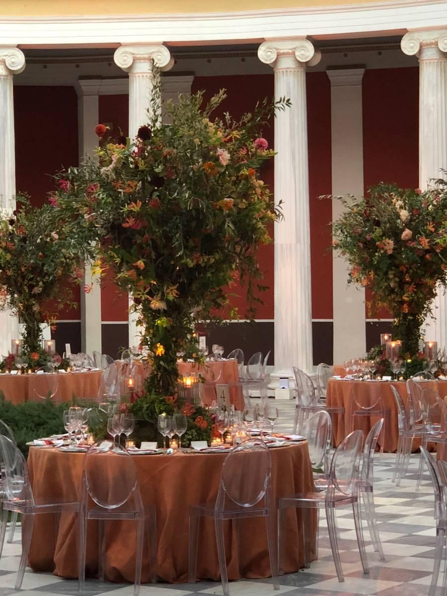Paul Klunder - Bloemist - Bloemen Huwelijk - Huwelijksdecoratie met bloemen - Bruidsboeket - House of Weddings - 3