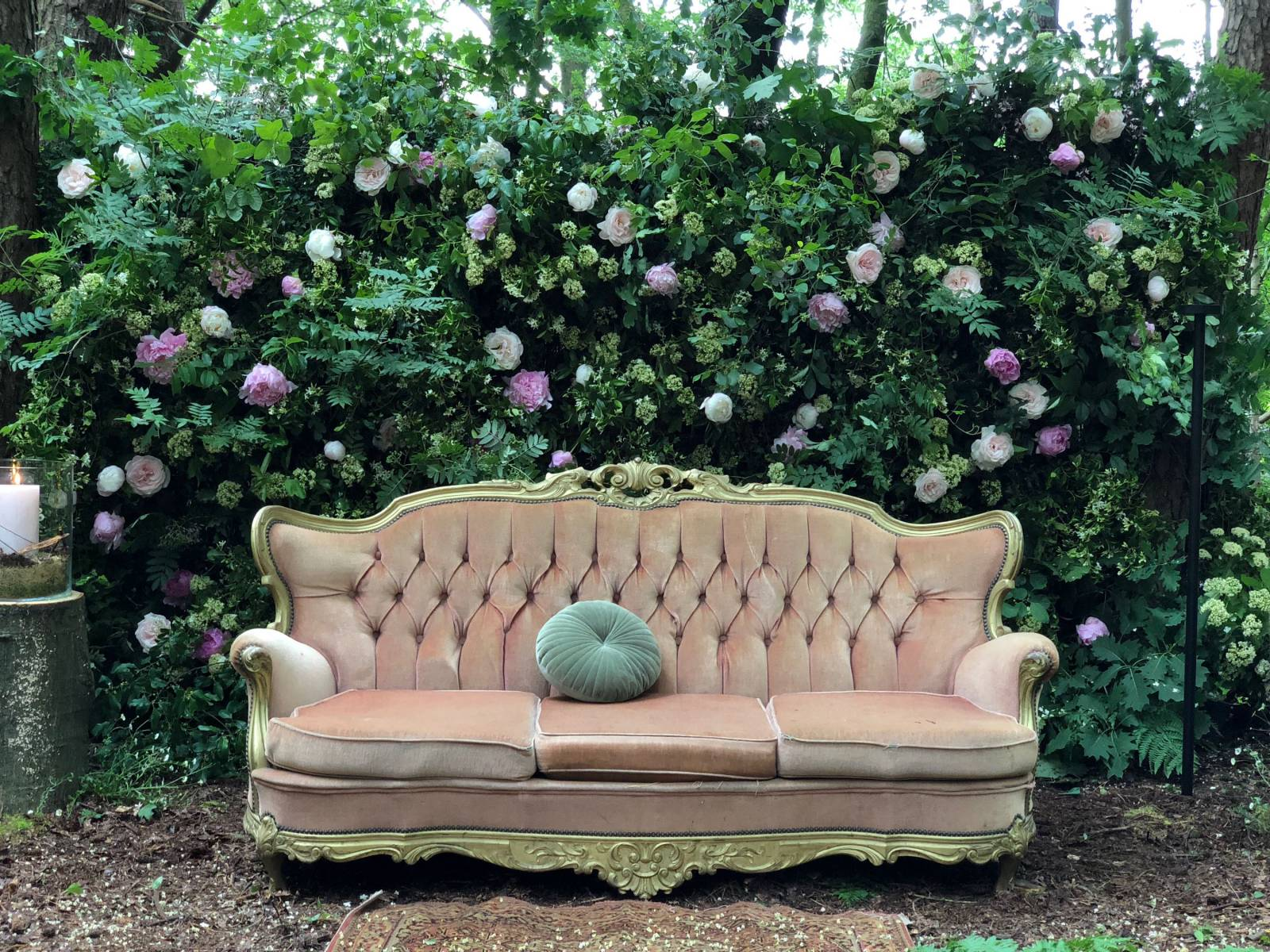 Paul Klunder - Bloemist - Bloemen Huwelijk - Huwelijksdecoratie met bloemen - Bruidsboeket - House of Weddings - 5