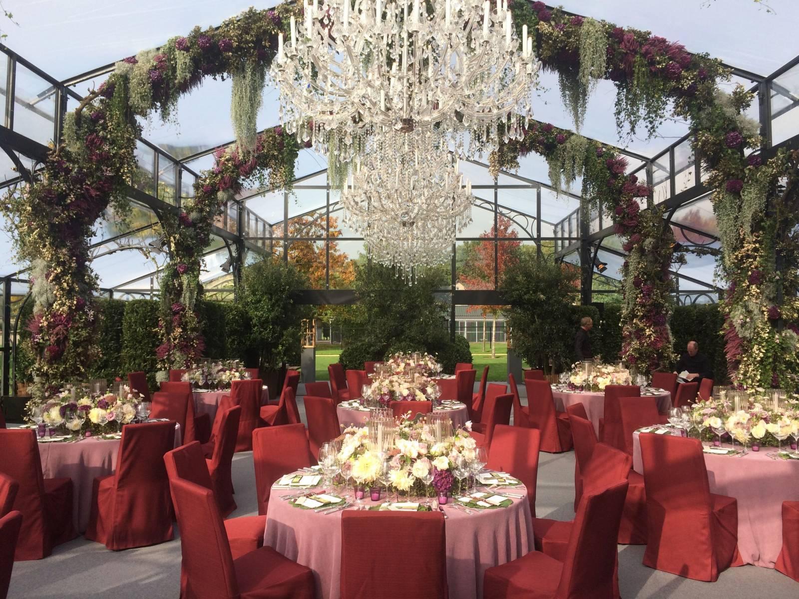 Paul Klunder - Bloemist - Bloemen Huwelijk - Huwelijksdecoratie met bloemen - Bruidsboeket - House of Weddings - 6