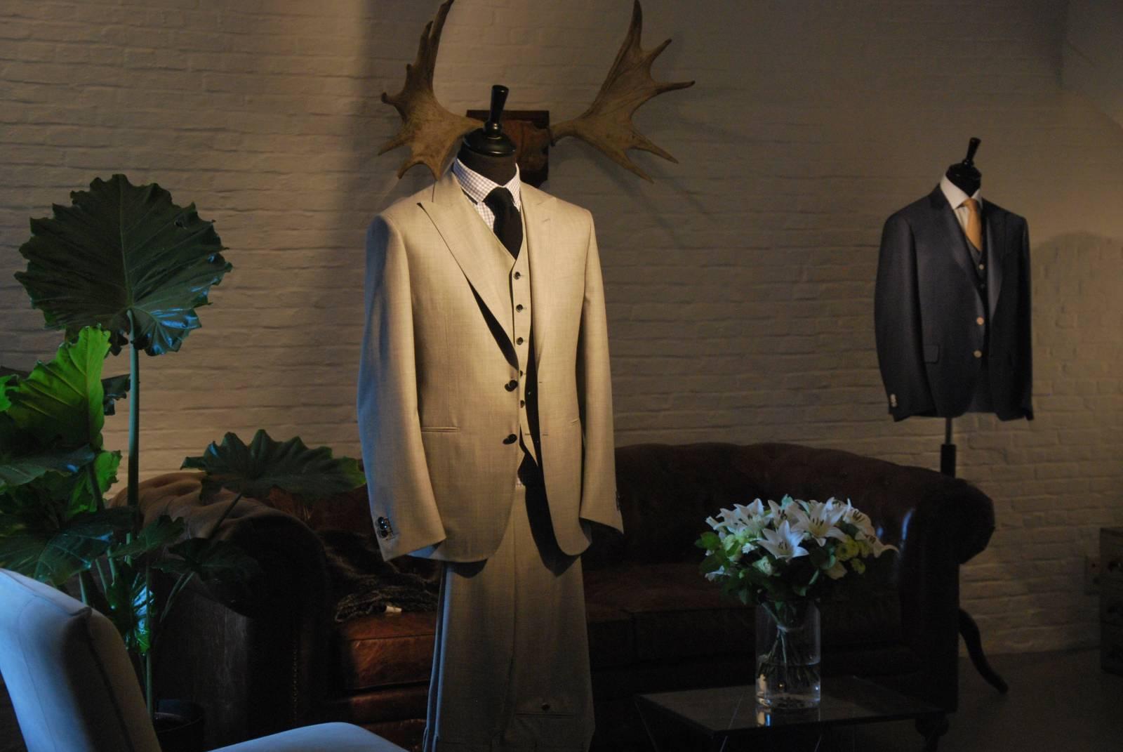 Ruben O Tailors - Trouwkostuum - Maatpak - Huwelijk - House of Weddings - 5