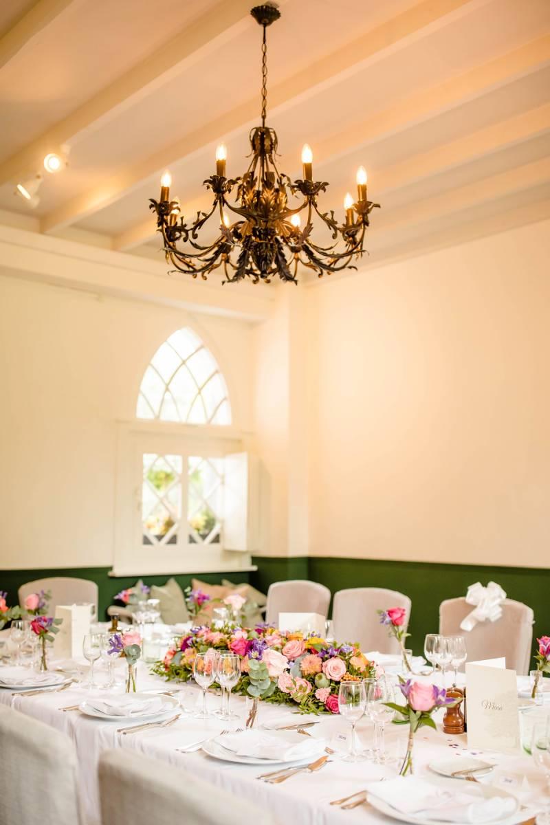 Salons De Groene Jager - Feestzaal - Trouwzaal - House of Weddings - 25