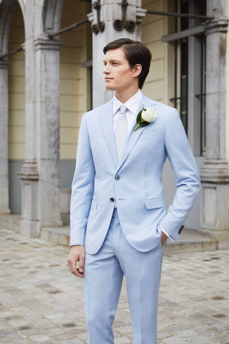 SCABAL WEDDING BLUE
