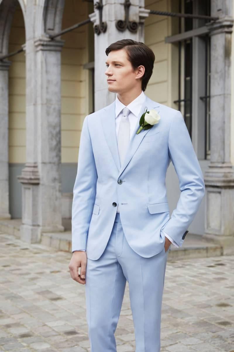 SCABAL WEDDING BLUE
