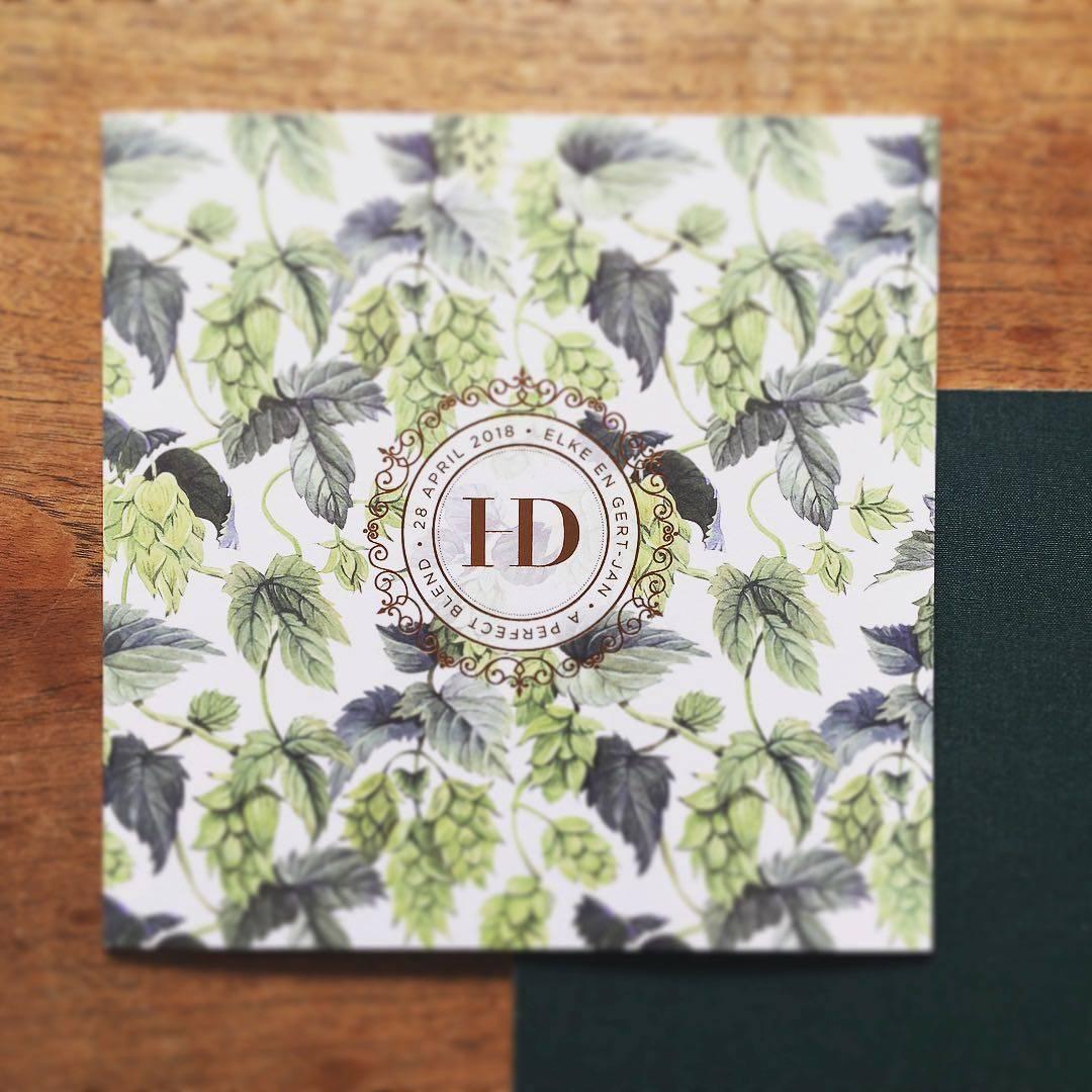 Scarabar - huwelijksuitnodigingen - grafisch ontwerp - House of Weddings  - 12