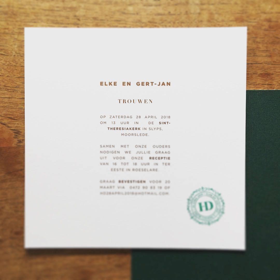 Scarabar - huwelijksuitnodigingen - grafisch ontwerp - House of Weddings  - 13